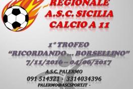 Campionato Regionale Calcio a 11 A S C