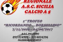 Campionato Regionale di Calcio a 5 A S C