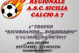 Campionato Regionale di Calcio a 7  A S C