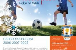 Piccole pesti i colori del Natale A S C  Reggio Calabria