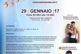CAMPIONATO REGIONALE DANZA SPORTIVA - A S C  Campania