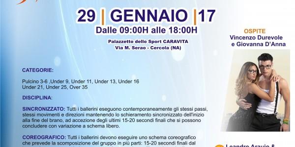 CAMPIONATO REGIONALE DANZA SPORTIVA – A.S.C. Campania