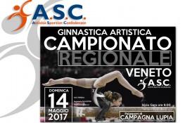 CAMPIONATO REGIONALE A S C  GINNASTICA ARTISTICA VENETO