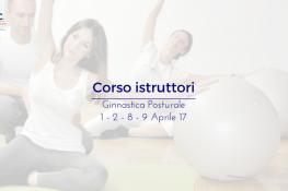 Corso di istruttore I   livello ginnastica posturale