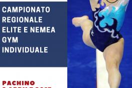 2  prova del Campionato A S C  Elite e Nemea gym individuale