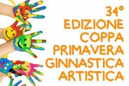 34   Edizione Coppa Primavera Ginnastica Artistica A S C