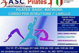 Pilates Basic Matwork Corso per istruttore di 1   Livello A S C