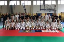 Seminario Nazionale A S C  Hapkido a Milano