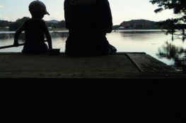 A pesca con pap   A S C