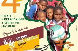 IV TROFEO A S C  BARI MEDICI CON L   AFRICA - FINALE E PREMIAZIONE