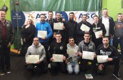 SPORT  Rilasciati i primi diplomi nazionali A S C  di    Preparatore Atletico negli Sport da Combattimento