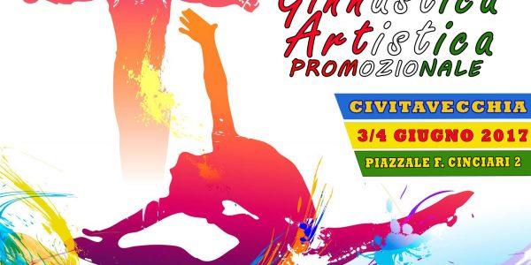 TROFEO ITALIA Finale Interregionale di ginnastica artistica promozionale A.S.C.