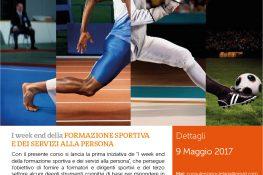 Weekend di Formazione Sportiva e dei servizi alla persona - C R  Abruzzo