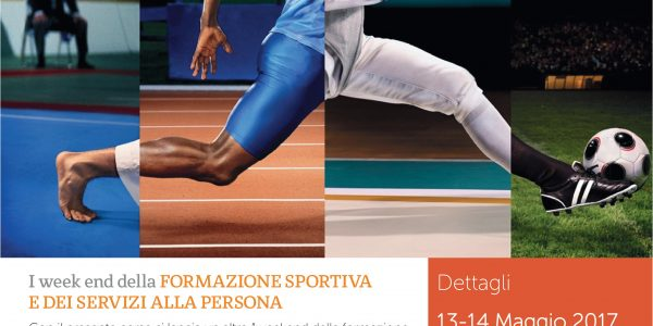 CORSO DI FORMAZIONE SPORTIVA E DEI SERVIZI ALLA PERSONA – C.P. Salerno