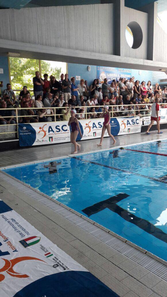 Prima finale regionale di nuoto a s c toscana asc sport - Piscina san giuliano terme orari ...