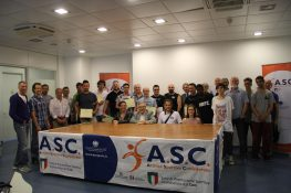A.S.C. WEEKEND 27-28 MAGGIO 2017