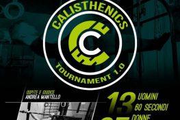 CALISTHENICS TOURNAMENT 1 0 - A S C  TARANTO
