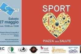 Piazza della salute  E N P A M  ed A S C  al fianco dello sport per tutti