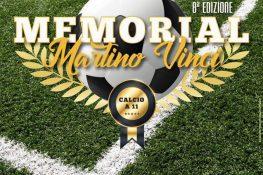 MEMORIAL A S C  MARTINO VINCI - VIII Edizione 2017