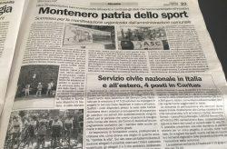 Festa dello Sport 2017 a Montenero di Bisaccia ASC Molise