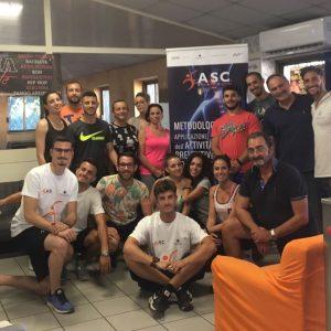 Corso di Formazione A.S.C. – Metodologia e Applicazione dell'Attività Motoria Preventiva e Compensativa del Rachide