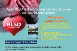 CORSO DI BLSD - A S C  Verona