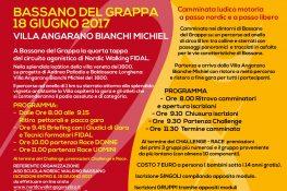 IV Tappa CAMPIONATO ITALIANO AGONISTICO FIDAL NORDIC WALKING