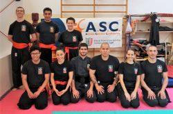 Si    concluso il corso di formazione per Allenatori di Kung Fu     stile Viet Anh Mon A S C
