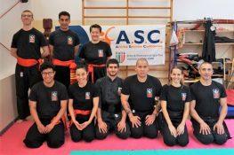 Si è concluso il corso di formazione per Allenatori di Kung Fu – stile Viet Anh Mon A.S.C.