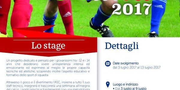 A.S.C. STAGE ITALIA 2017