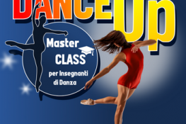 DANCE UP - MASTER PER INSEGNANTI DI DANZA