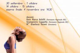 Corso di Formazione Istruttori Pilates - Ginnastica - ASC Marche