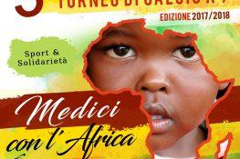 V TROFEO A S C  BARI DI CALCIO A7 MEDICI CON L AFRICA  CUAMM BARI- Edizione 2017 2018