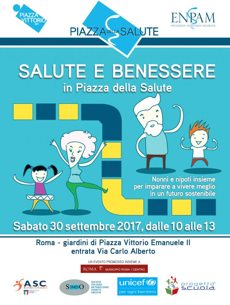 Salute E Benessere In Piazza Della Salute Asc Sport