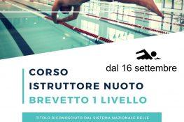 Corso Istruttore nuoto A S C  Ragusa