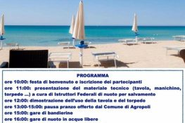 SPECIAL BEACH FOR SPECIAL PEOPLE - ASC CAMPANIA