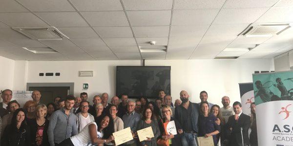 Corso di formazione per Dirigenti Sportivi ASC VERONA