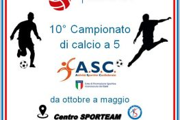 MASER LEAGUE CAMPIONATO CALCIO A 5
