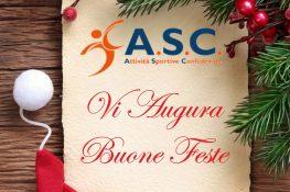 ASC Comitato Regionale Molise Vi Augura Buone Feste