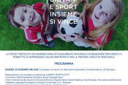 Giovani e sport insieme si vince ASC Bologna