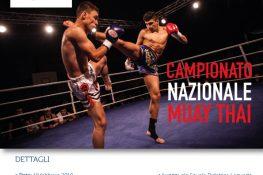 CAMPIONATO NAZIONALE MUAY THAI ASC
