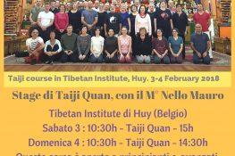 Taiji Quan al Monastero Tibetano di Huy