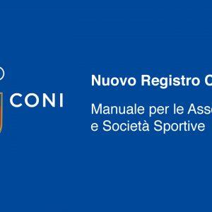 Nuovo Registro CONI 2.0 Manuale per le Associazioni e Società Sportive