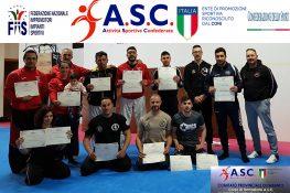 Corso di formazione Allenatore/Istruttore di Kick Boxing ASC TARANTO