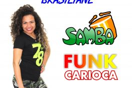 Stage di danze brasiliane ASC DANZA CAMPANIA