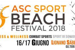 ASC SPORT BEACH 2018 - LIGNANO SABBIADORO