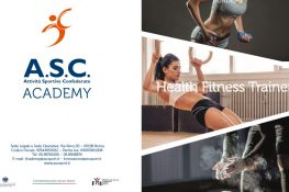 HEALTH FITNESS TRAINER - Asc Latina