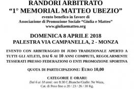 1   Memorial Matteo Ubezio