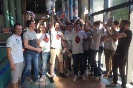 Finali del campionato amatoriale master di pallanuoto ASC – Sport management