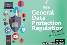 GDPR  7 GIUGNO - GENERAL DATA PROTECION REGULATION